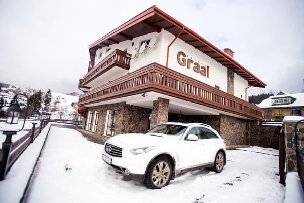 Отель Graal Resort