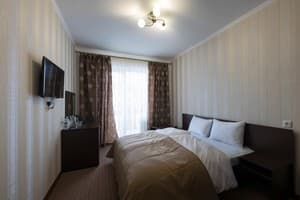 Отель Kasimir Resort Hotel. Стандарт двухместный  1