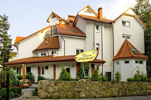 цены на отели во Львове