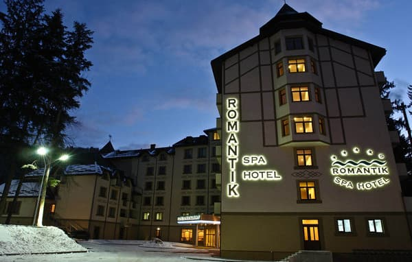 Romantik SPA Hotel 1