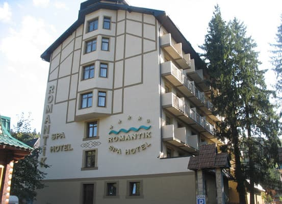 Спа-отель Romantik SPA Hotel