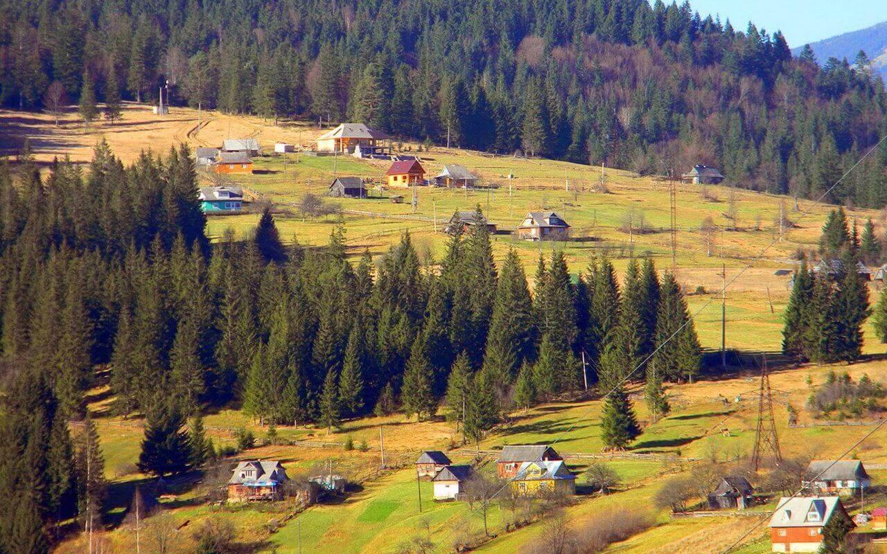 отдых в татарове