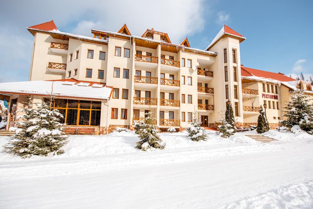 Отели Славского